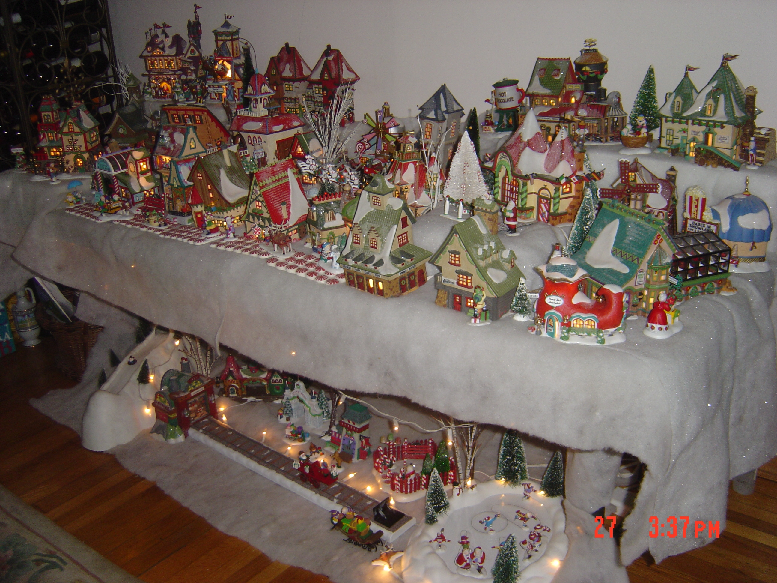 North Pole Village, 2008